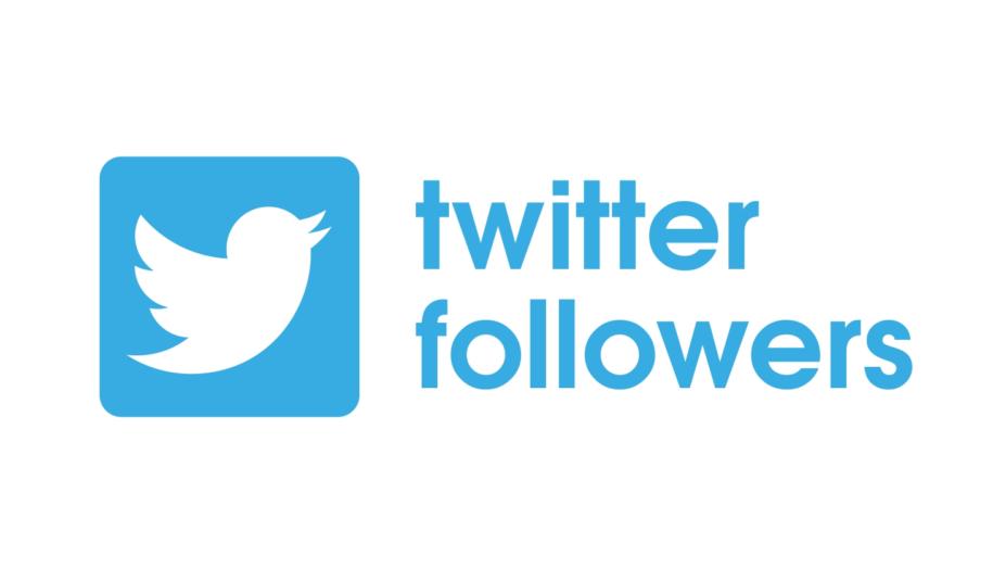 followers on Twitter