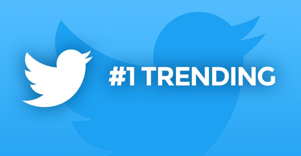 twitter trending us