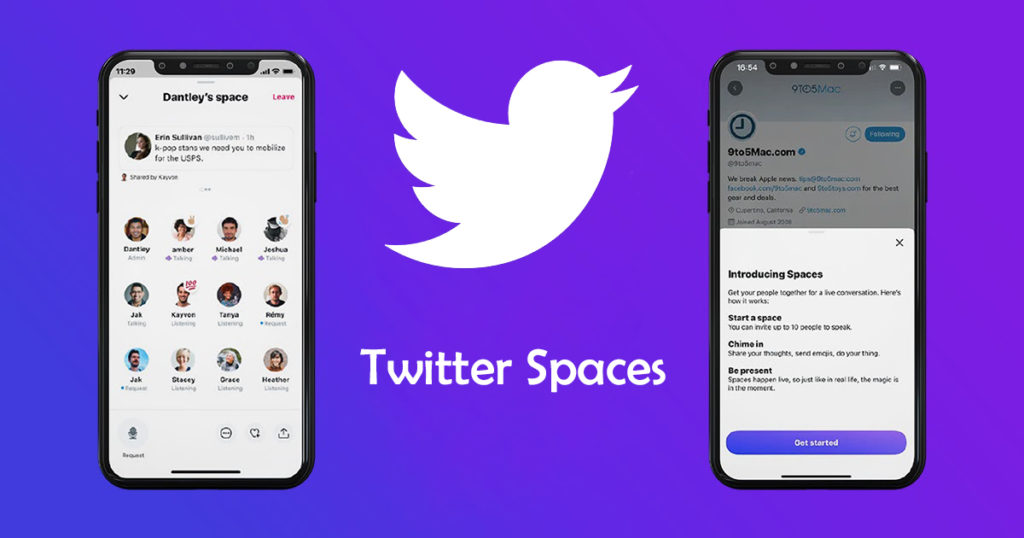 What is Twitter Spaces?